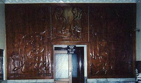 Garner Post Office by Inglewood Ca New Deal Wpamurals