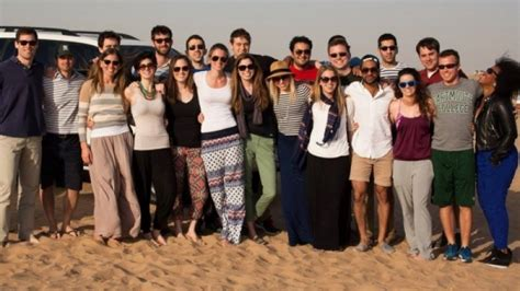 Mba Programs In Qatar by Tuck School Of Business Tuckies To Uae And Qatar