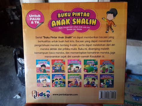 Buku Anak Teladan Seri Balita Pintar Dua Bahasa Afr buku anak bergambar pintar anak shalih toko muslim title