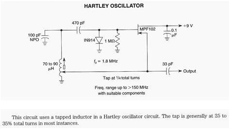 oscillator without capacitor chaotic oscillator inductor diode 28 images capacitance how to properly connect and drive