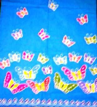 Batik Mojang kyrana gallery hidup cantik dan sehat