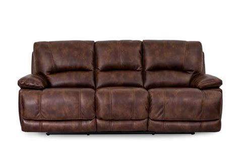 power reclining sofa set berkshire banner pecan power reclining sofa set