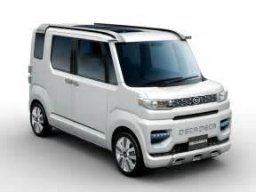 Daihatsu Motor Daihatsu Previews Kopen Concepts For Tokyo Motor Show