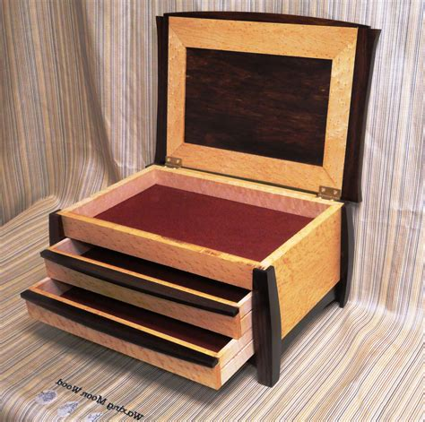 free woodworking plans jewelry box wooden jewelry box with drawers caymancode
