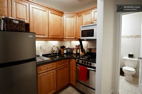 tiny studio apartment in nyc instead of a hotel you can