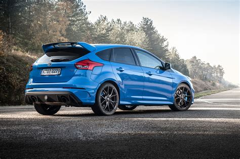 ford focus rs 2016 specs 2016 ford focus rs spec track drive