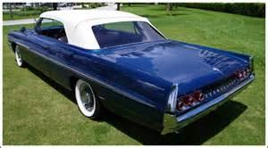 64 Pontiac Bonneville 1961 64 Pontiac Bonneville Parisienne