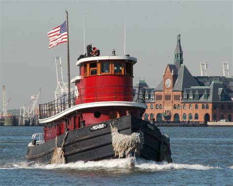 tugboat dog rivertalks beczak hudson river tugboat day is june 23