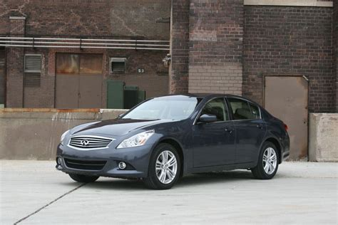 infinity car 2012 2012 infiniti g25 overview cars com