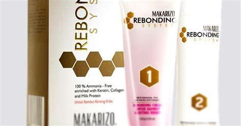 Harga Makarizo Rebonding Tanpa Catok meluruskan rambut dengan makarizo tanpa catok untuk rambut