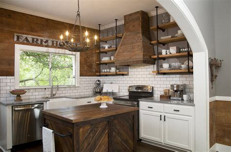35 Best Farmhouse Kitchen Cabinet Ideas and Designs for 2019