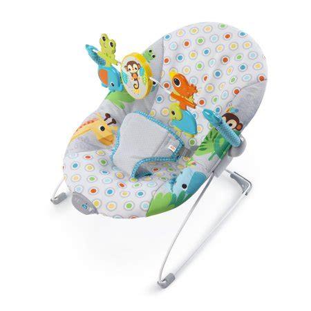Walmart Baby Bouncy Chair - bright starts monkey business bouncer walmart