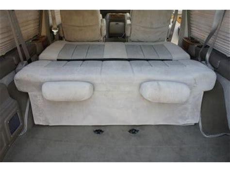 van sofa beds for sale find used dodge ram hi top conversion van wood tv dvd
