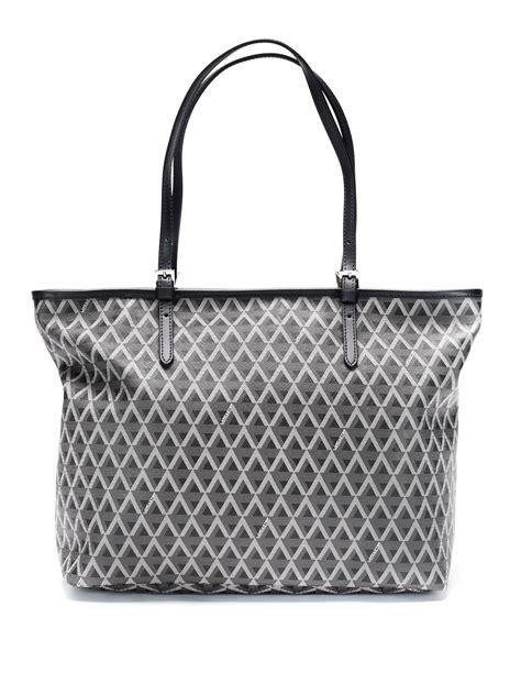 geometric pattern tote bag geometric pattern tote by lancaster totes bags ikrix