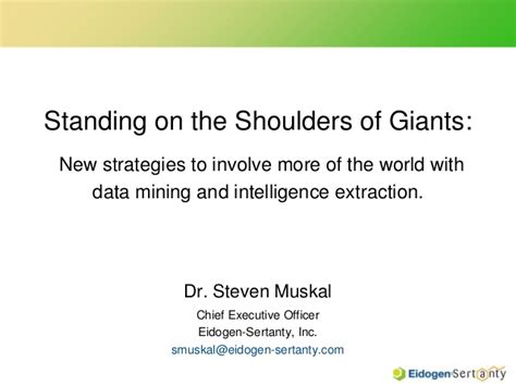 intelligent fanatics standing on the shoulders of giants books standing ontheshouldersofgiants ii sdv 14apr2014 muskal