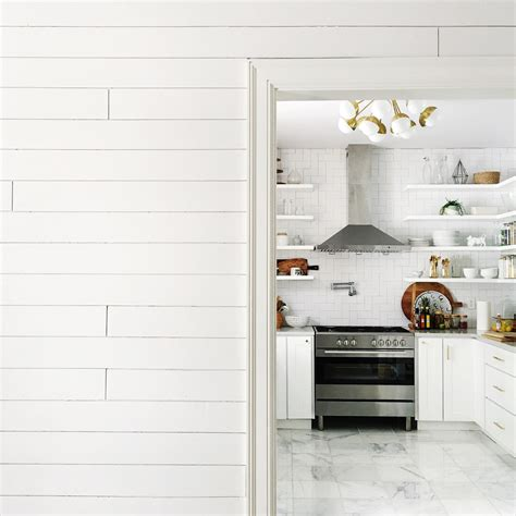 shiplap kitchen wall so you want to diy a shiplap wall a beautiful mess