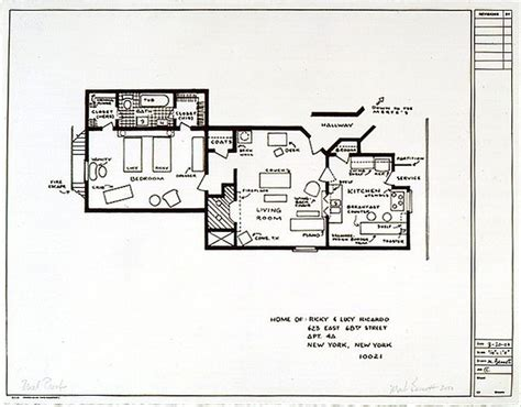 watercolor floorplans from recent television shows and films artists make floor plans of popular tv and movie houses