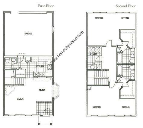 visbeen georgetown floor plan georgetown model in the washington square subdivision in