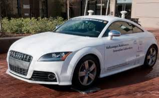 Self Parking Audi Audi A7 The Self Parking Car That Can Come And