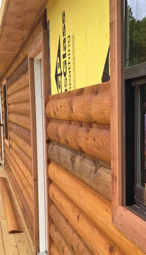 log siding bend log siding log cabin siding log siding prices pictures