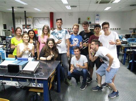 liceo scientifico nicolo copernico pavia laboratorio di elettronica circuitale universit 224 di pavia