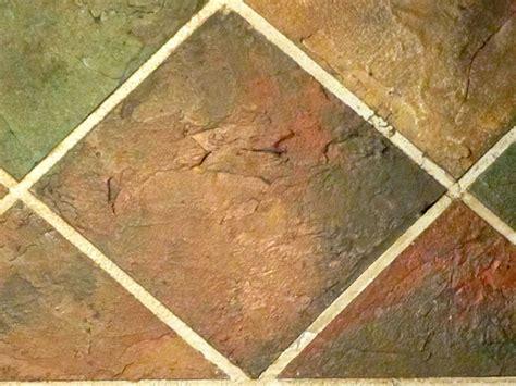 Faux Slate Floor Tiles by Faux Slate Work