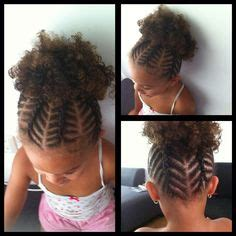 Braid Hairstyles For Ages 5 7 by Princess Black Hair Styles