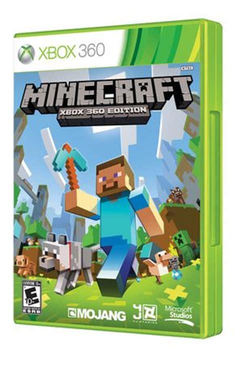 ma xbox 360 ne lit plus les jeux minecraft xbox 360 233 dition walmart canada