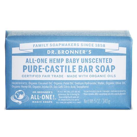 Baby Bar Soap dr bronner s baby unscented castile bar soap 5oz