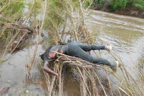 imagenes fuertes de cadaveres en descomposicion el primer fallecido fue hallado alrededor de las 15 00