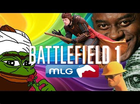 battlefield 1 mlg montage parody [gone wrong in the hood