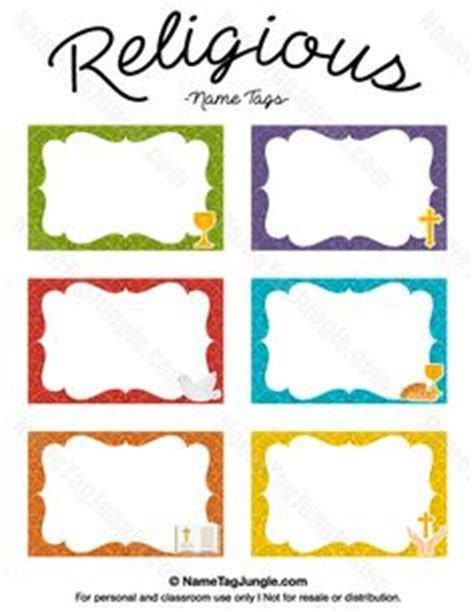 printable name tags for sunday school free printable church name tags the template can also be