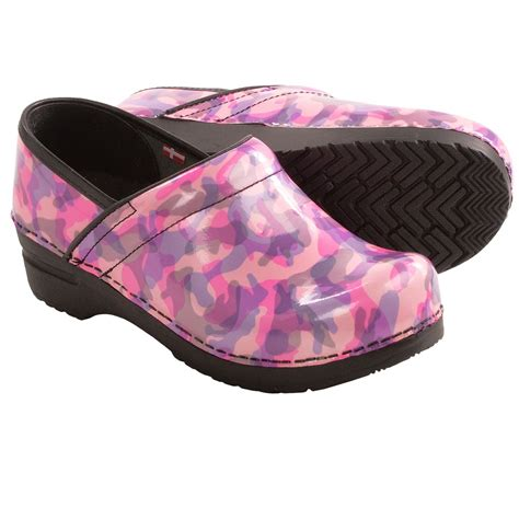 clogs for sanita sanita professional scout clogs closed back for