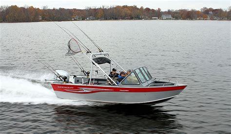 big boat runs over fishing boat smoker craft 202 phantom review boat