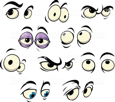clipart occhi yeux dessin anim 233 avec diff 233 rentes expressions cliparts