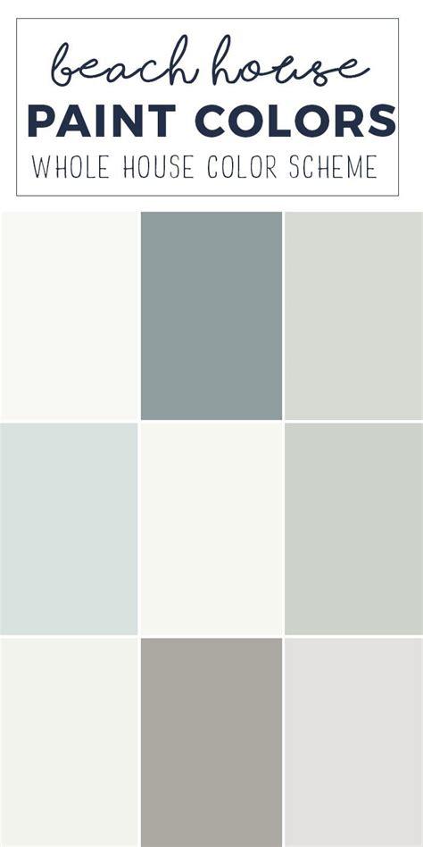paint colors    home color palette calming