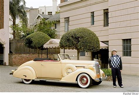 deco cars for sale a 1936 buick convertible is deco on wheels