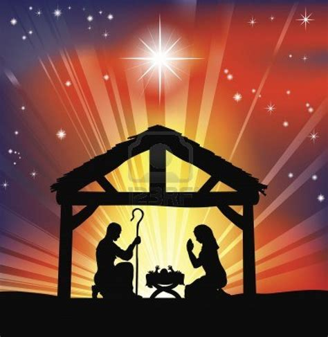 images of christmas mangers christian christmas nativity clipart clipart suggest