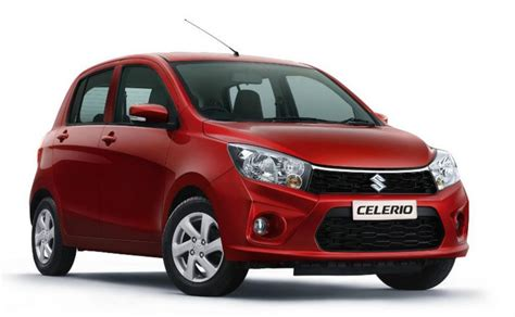 maruti price india 2017 maruti suzuki celerio launched in india price