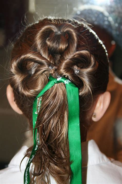 irish hairstyles st patrick s day hairstyles cute girls hairstyles