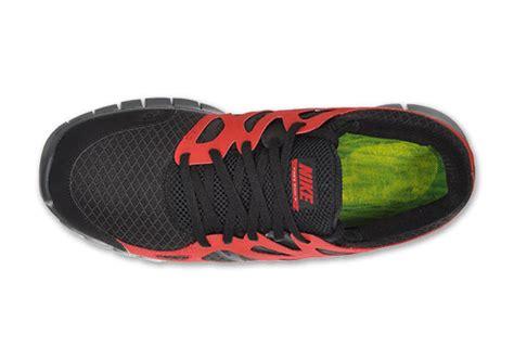 Nike Free Run 02 nike free run 2 black anthracite varsity