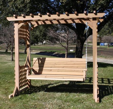 porch swing springs new cedar colonial arbor 4 foot porch swing stand w heavy