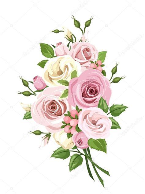 ilustraci 243 n gratis aves flor fondo blanco y negro ramo de flores imgenes de archivo vectores ramo de ramo