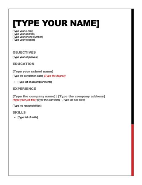 Write Resumes For A Living by Resume Essential Design Office Templates