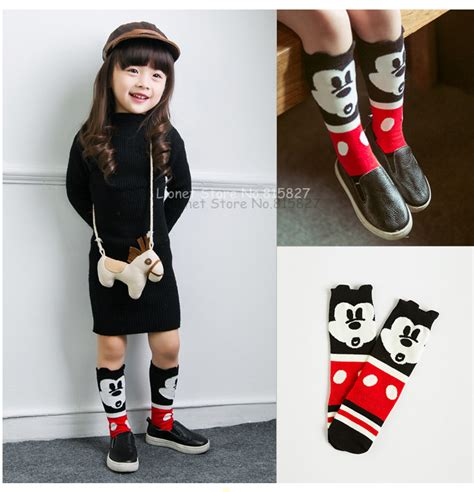 Jelly Shoes Mickey Minnie Jelly Shoes Anak children socks picture more detailed picture about brand