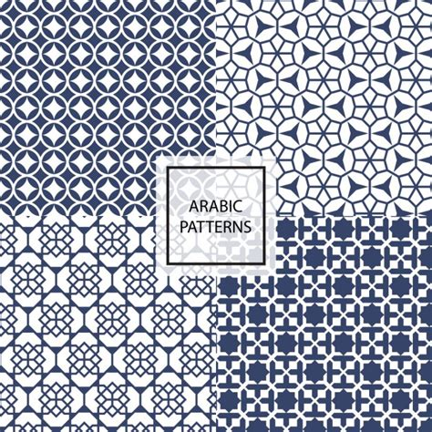 pattern download ai stylish arabic patterns vector free download