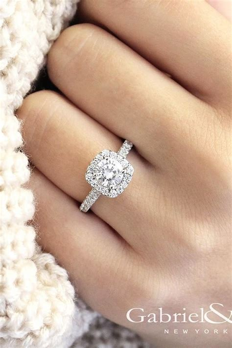 Gold Square Engagement Rings by Best 25 Engagement Rings Ideas On Pretty
