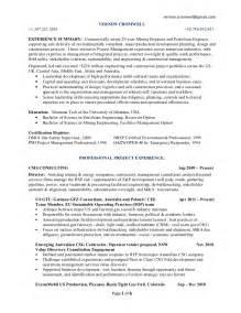 Reservoir Engineer Sle Resume by V Cromwell Linked In Resume