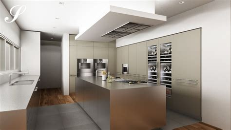 How To Find A Kitchen Designer by 3d Bulthaup Kitchen Youtube