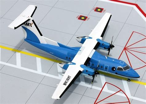 Gemini Guava Mega Store 2 dash 8 100 amakusa ja81am aviationmegastore